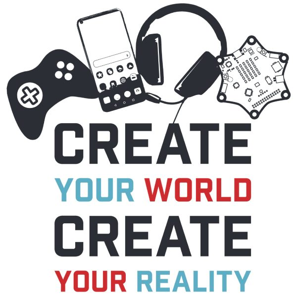 Logo Jugendforum Create world reality