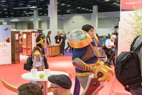 Unsere besten Fotos vom Pressetag der gamescom 2018!